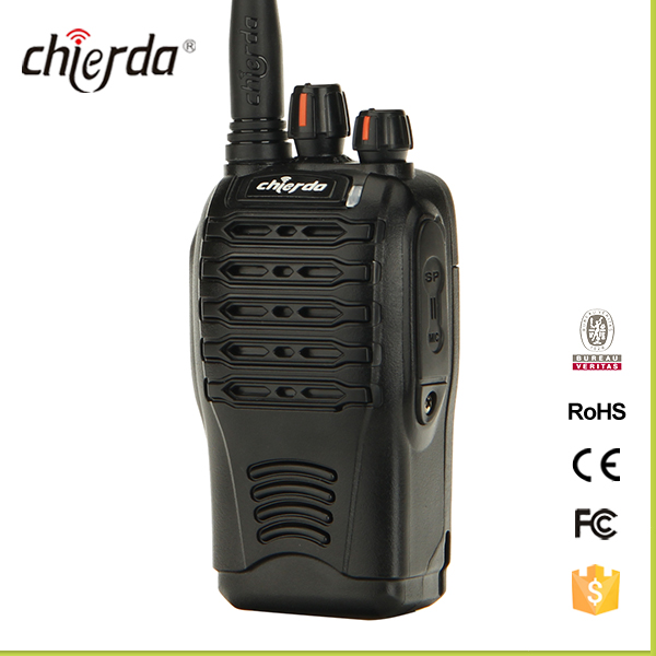 Professional military use hand held dmr digial uhf two way radio