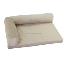 Factory supply attractive price fancy dog bed sofa cuddle