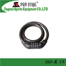 Professional steel bike lock cable