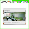 Aluminium Frame Interactive Electromagnetic Whiteboard With Stand