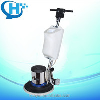 168rpm marble floor cleaning equipment