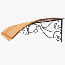 Wrought Iron Awning/Canopy