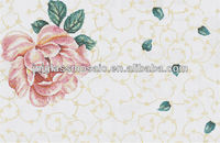 2013NEW & HOT rose glass mosaic background