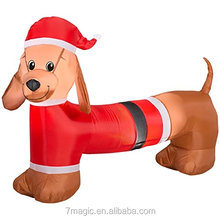 Hot Selling New Type Inflatable Dachshund