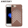 Haissky Alibaba free sample mobile phone case Amazon best seller smart phone case for iphone 6/7/8 4 colors