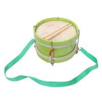 kids toy marching drums hang toy drum set
