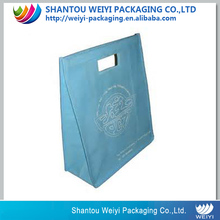 disposable PP plastic shopping bag for packaging shoe, luxury, commodity etc