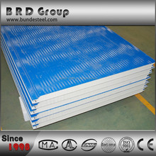 wall metal sandwich panel fire rate insulation puff panel
