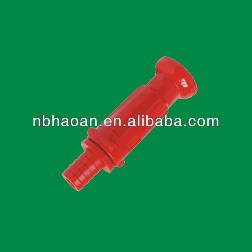 Multi-fountain Fire Nozzle / Water Fountains Nozzle / Fluid Control Safe Grip Nozzle
