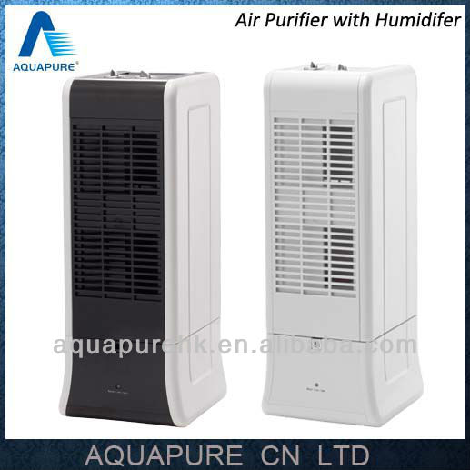 Hot! High Quality HEPA Air Purifier with Photo Catalyst, Activated Carbon, UV Light