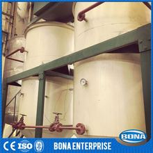 Processing Equipment Physical Refining Rice Bran Oil Refinery