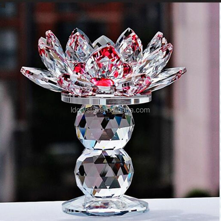 fashion lovely wedding table centerpieces crystal candelabra