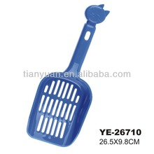 pet products cat litter scoop China manufacturer(YE26710)
