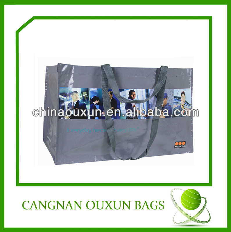new style laminated packing pp woven bags
