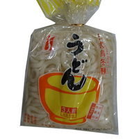 delicious health Japanese instant Fresh Udon Noodle 200g