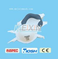 Dust Mask with Exhalation Valve Price/safety mask for chemicals/face mask for hospitals