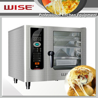 WISE Standard Combi Oven and Steamer Commercial Kitchen Equipment