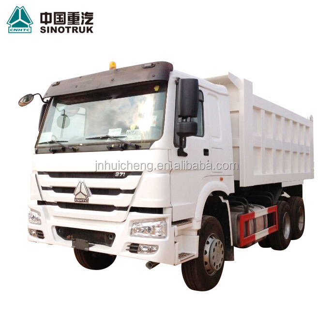 Factory Directly Delivery SINOTRUK HOWO 25 ton Light Duty Dump Truck