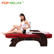 Full body rolling thai massage bed for jade