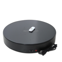 360 3d photography turntable white and black 3d scanner turntable