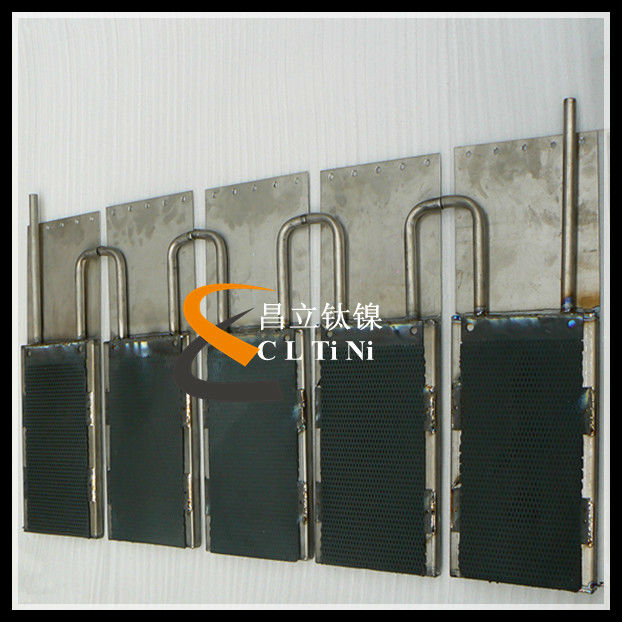The price lead dioxide coated titanium anode