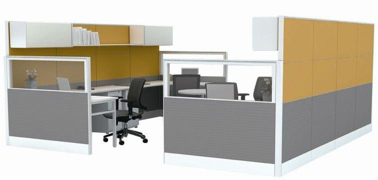 Modulares de oficina estaci n de trabajo sistema de los for Muebles de oficina herman miller