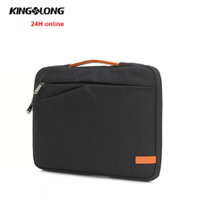 custom laptop case sleeve Kingslong custom tote 15.6 inch case Laptop Sleeve bag