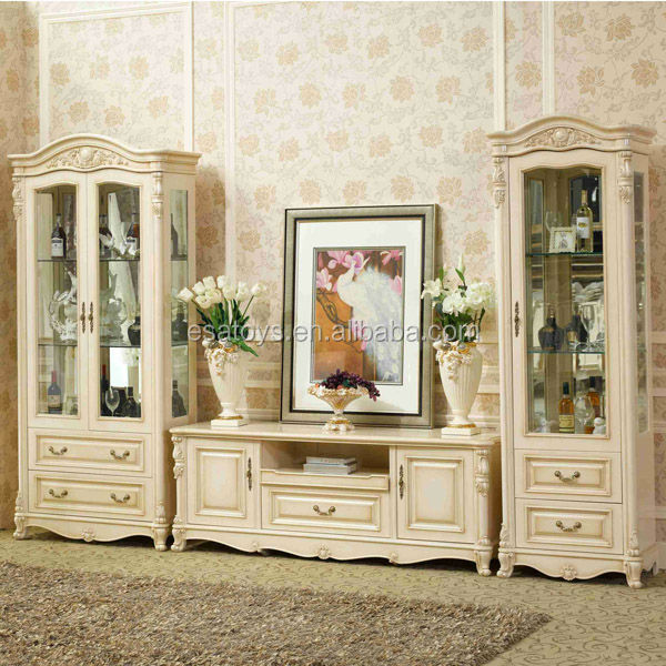 2015 hot design antique bedroom furniture,custom bedroom furniture set FU2013195
