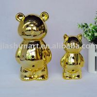 Ceramic Animal Money Box Festival Decoration