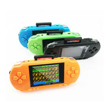 Funny 3 Inch Game Player PXP3 16 Bit Build In 999999 Classic Games Portable Pocket Handheld Gaming System Console AV Output