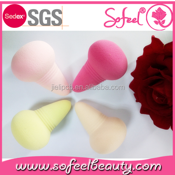 Sofeel Different Color And Shape Available Latex Free Makeup Sponge