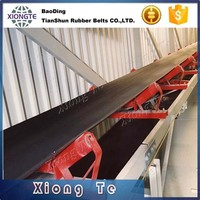 Manufacturer made in China cheap price Fabric EP NN CC rubber conveyor belt