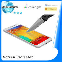High quality! Premium durable 9H anti-explosion tempered glass screen protector for samsung galaxy young s3610