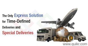 Courier service for International