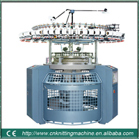 China fabrication single fukuhara circular knitting machine for towel