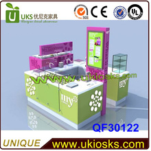12*12ft juice bar counter,juice bar equipment,frozen yogurt kiosk from China