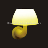 Hot sales mushroom table lamp for exhibition hall