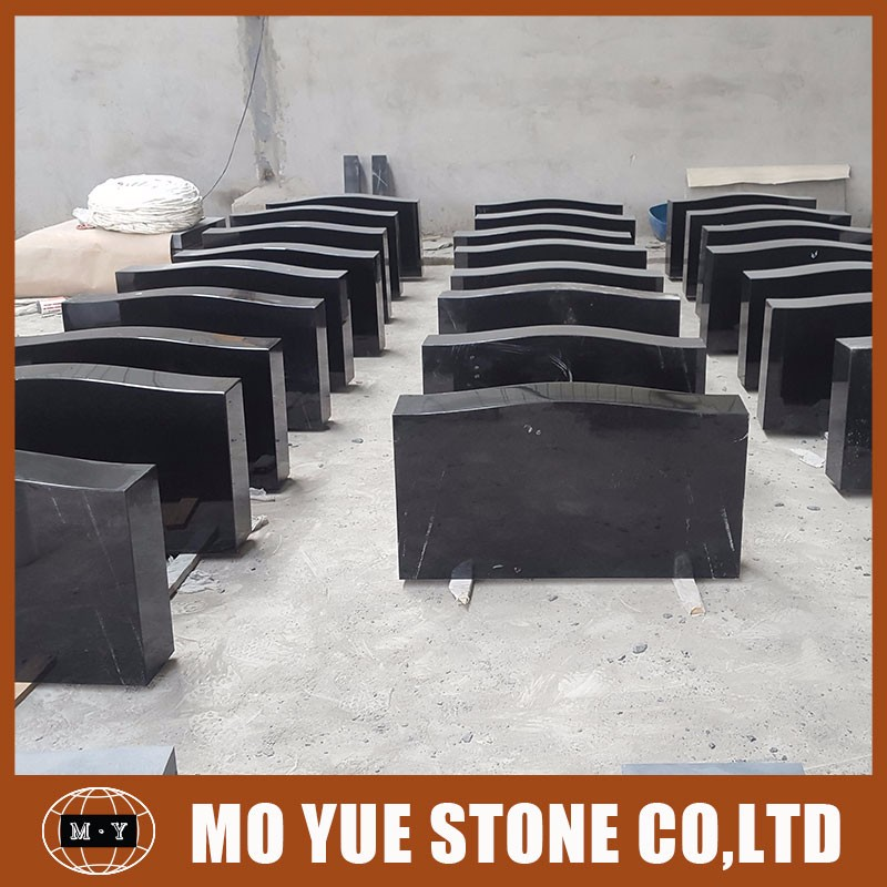 Low price flat granite marker headstones wholesale