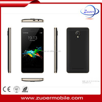 Quad core 1.3 Ghz Processor MT6580 5.0inch china cheapest 3g android phone mobile