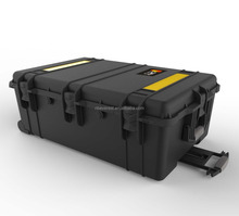 Large Carrying Hard Plastic Equipment Case Waterproof Safety Case