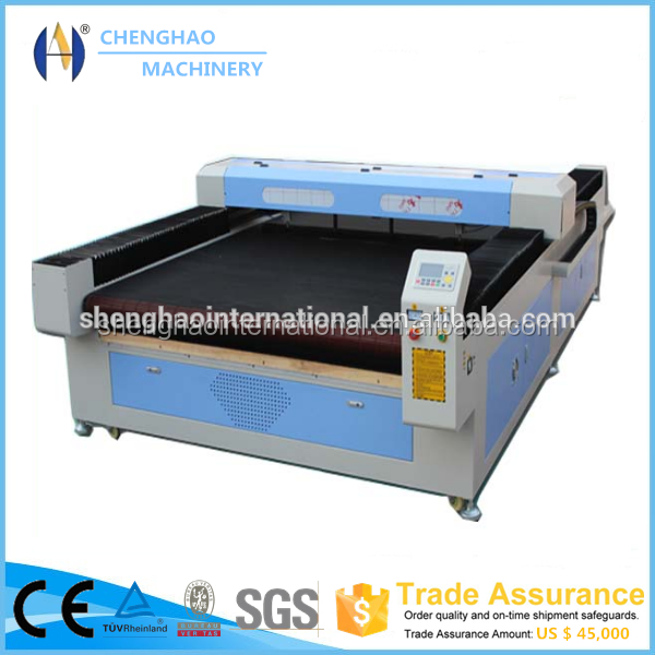 Jinan machines for making clothes/ shoes automatic fabric cutting machine