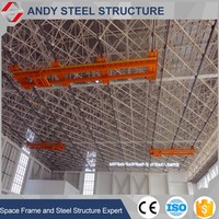 Hot Sale Waterproof Steel Roof Shed for Aircraft Hangar