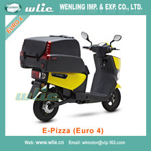 Hot Sale with eec certification certificater wholesale scooter Euro 4 EEC & COC Delivery Electric Scooter E-Pizza (2000W)