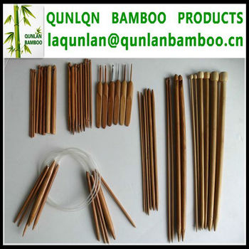 Customized Bamboo Needles