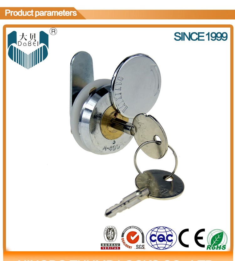 107 Small Cross Electrical Cabinet Cam Locks (M20*L15mm)