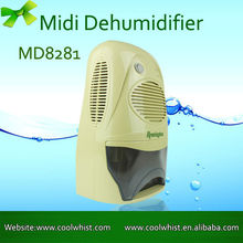 Swimming pool dehumidifier / tankless dehumidifier