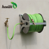 manufacturing companies in china wholesale hand held wall mounted 40m hose brass connectors reel carts garden tools weeding