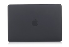 For Macbook case, hot selling rubberized matte frosted laptop cover, 16 colors for option