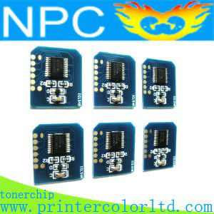 chips copier cartridge for OKI-DATA B-4400 chips replace reset toner chip /for OKI Designjet Parts