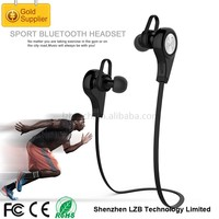 2016 Newest Noise Cancelling Bluetooth V4.1 Version QY9 Sport Wireless Bluetooth Headset Stereo Bluetooth Earphone Earbud